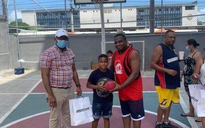 COMPARTIR CON CLUB DE BALONCESTO DOMINICANO