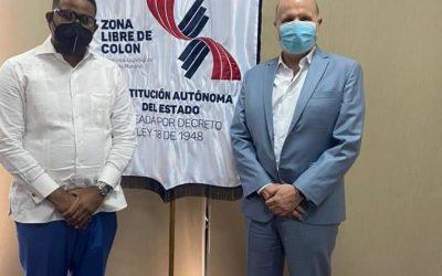 CONSULADO DOMINICANO y  ZONA LIBRE DE COLÓN