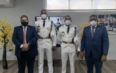 CONSULADO PARTICIPA EN GRADUACIÓN DE CADETES DOMINICANOS