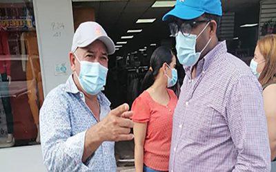 Héctor Bienvenido Recio, Metetí, Provincia de Darién